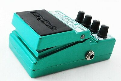 Digitech XBW X-Series Bass Synth Wah Envelope Filter Rare Guitar Effect Pedal I