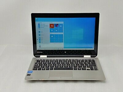 "Toshiba Satellite L15W Laptop, Celeron N2840 2.16GHz, 4GB, 11.6"", 500GB, Used"