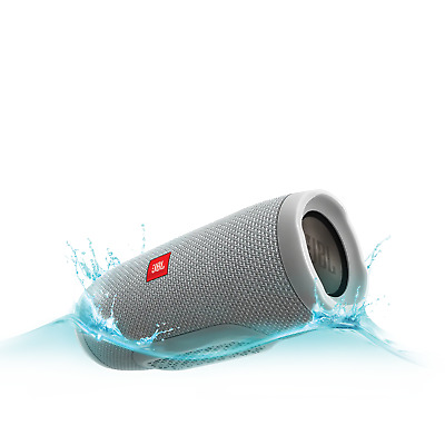 JBL Charge 3 Waterproof Portable Speaker - GRAY