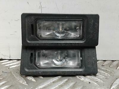 2017 AUDI A3 Number Plate Lamp 5NA943021