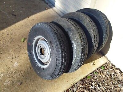 boat trailer wheels and tyres