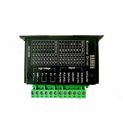 9-40V Micro-Step CNC TB6600 Single For Axis 4A Stepper Motor 2/4Phase Driver