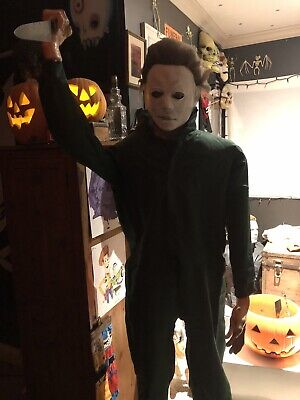 Michael Myers Prop Animated Michael Myers Prop Custom Michael Myers Halloween