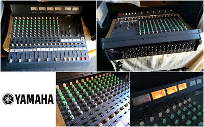 Vintage YAMAHA MR1242 12 Channels 4 Groups Mixing Console