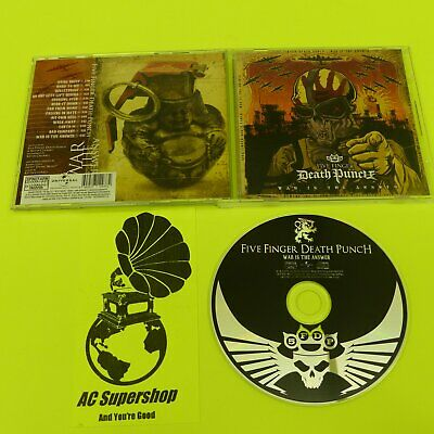 Five Finger Death Punch War is the Answer - CD Compact Disc
