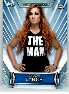 2019 WWE Womens Division #20 Becky Lynch