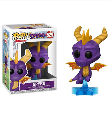 Funko Pop! Games: Spyro - Spyro #529 IN STOCK