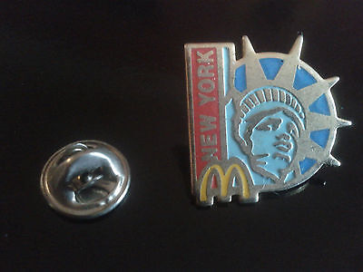 Pin's Pins  Mc Do Donald S   Usa New York
