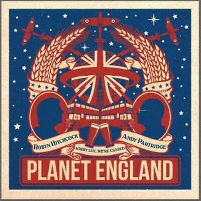 Planet England Import HITCHCOCK,ROBYN ANDY PARTRIDGE Audio CD September 13,2019