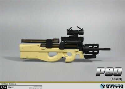 "ZYTOYS 1//6 Scale Long Range Sniper Weapon LRSW Model Olive for 12/"" Action Figure"
