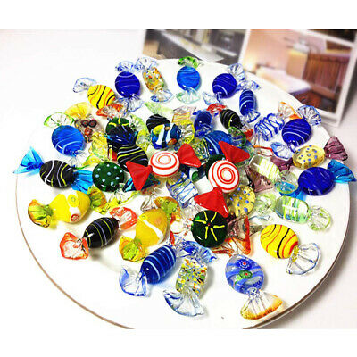 Decorations Glass Sweets Kids Gifts Decoration Candy Vintage Murano Style