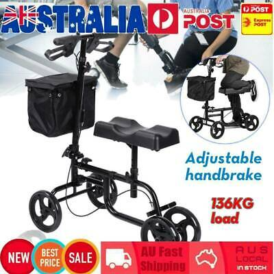 Knee Walker Scooter Mobility Alternative Crutches Wheelchair NEW EQUIPMED NA