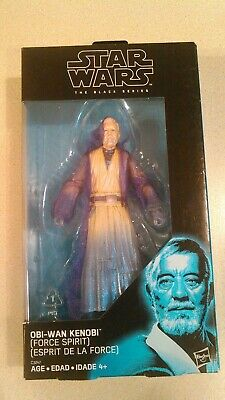 "Star Wars The Black Series Obi-Wan Kenobi Force Spirit 6"" Walgreens Exclusive"