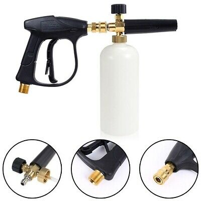 Pressure Washer Jet Wash Quick Release Adjustable Snow Foam Lance Foam Cannon