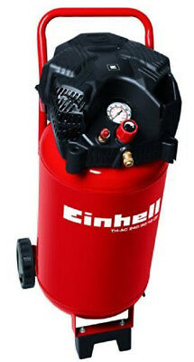 COMPRESSORE ARIA VERTICALE 50 LT Einhell 50LT  TH-AC 240/50/10 OF 2 HP