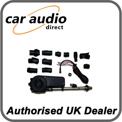 Autoleads RMA1000 - Universal Car Electric Aerial 13 Head Set