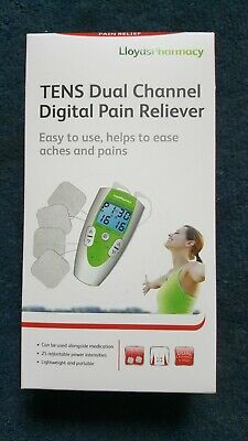 Tens Dual Channel Pain Reliever