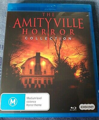 AMITYVILLE HORROR COLLECTION  -  Blu Ray