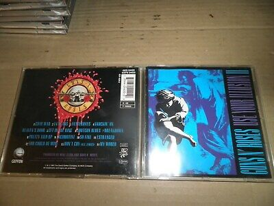 Guns N' Roses - Use Your Illusion II (Parental Advisory, 1991) mint