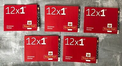 £38.50 worth of Unused Royal Mail First Class Postage Stamps