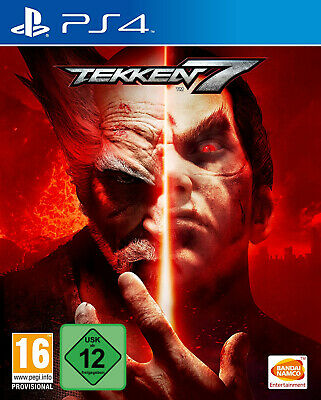 PS4 Tekken 7 VR kompatibel NEU&OVP Playstation 4