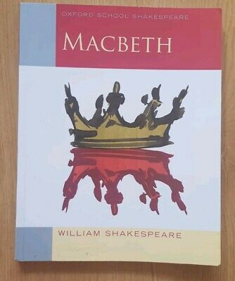 Oxford School Shakespeare: Macbeth by Shakespeare