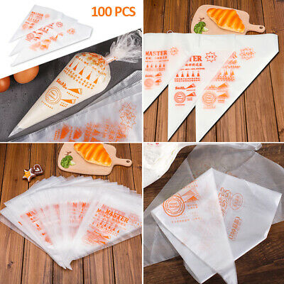 """Ateco 14/"""" Pastry Bag Cake Decorating Frosting Icing Birthday Wedding Party"""