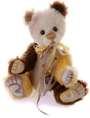 """SAVE! TIFFIN Charlie Bears 8"""" MiniMo by Isabelle Lee MM614888D Retired Ed! NEW!"""