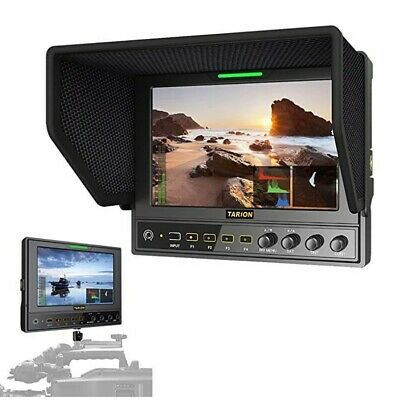 """TARION 7"""" DSLR Full HD IPS Field Monitor with HDMI IN/OUT for Canon Nikon etc"""