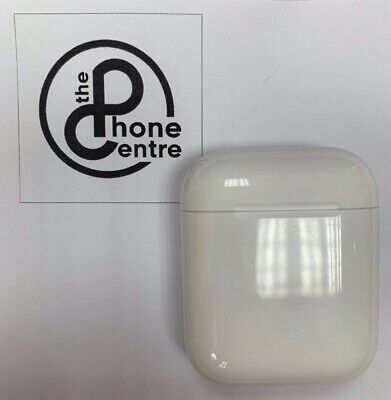Genuine Apple AirPods Charger Case only replacement UK Stock 2nd Gen