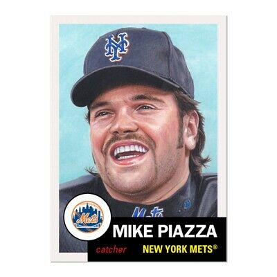 Topps Living Set #235 Mike Piazza NEW YORK METS PRE-SALE