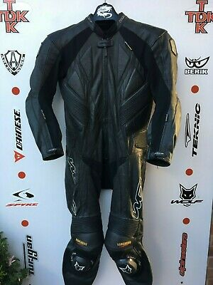 wolf Kangaroo 1 piece race suit with hump uk 44 euro 54