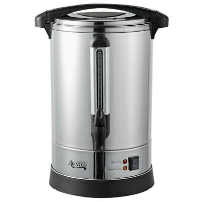Avantco 105 Cup Stainless Steel Coffee Urn - 120V, 1500W