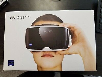 ZEISS - VR One Plus Virtual Reality Headset - white - New In Box