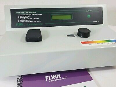 Flinn Scientific Spectrophotometer AP7026 Used in Working Condition