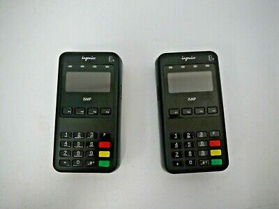 Ingenico iSMP IMP350-01T1496A Companion Payment Terminal
