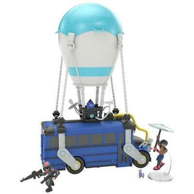 Fortnite Battle Royale Collection Bus Toy Figures New Playset Gift Kids
