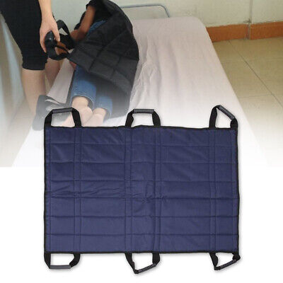 Transfer Pad Medical Patients Lifting Foldable Sling Protective Safety Nursing