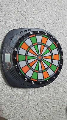 HALEX 8 PLAYER Electronic Impact Series iS2.0 Dart Board ... on