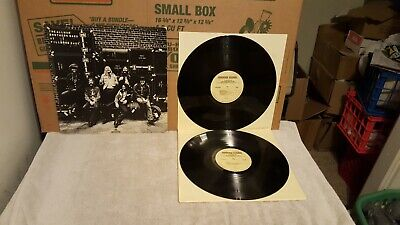 Allman Brothers Band At Fillmore East Gatefold 2 Lp Set Capricorn Records