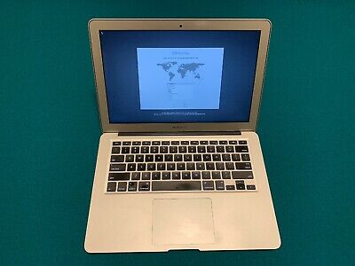 Apple MacBook Air - 1.6 GHz - 8 gb - i5 - 13 inch - Early 2015 - ONE OWNER