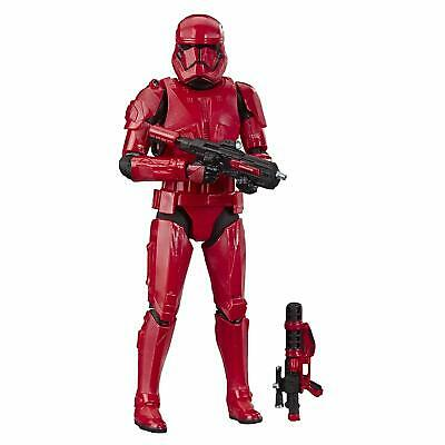 "Star Wars The Black Series Sith Trooper Toy 6"" Scale The Rise of Skywalker"
