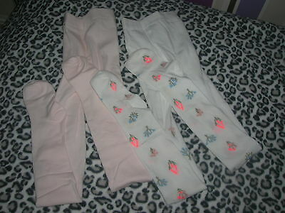 2-Pack Tights for Girl 4-6 years H&M