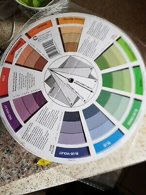 Daler Rowney Colour Wheel