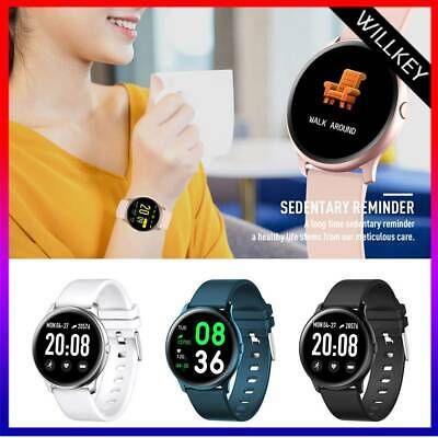 Smartwatch Fitness Tracker Orologio Intelligente Sport Donna Per Android Ios