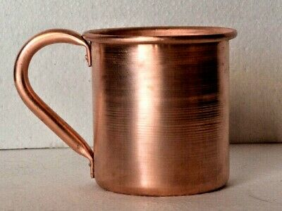 Moscow Mule originale in rame