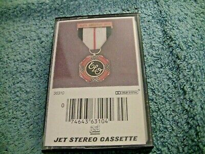 Electric Light Orchestra ELO's Greatest Hits Cassette w/ Evil Woman