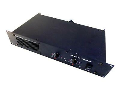 Bittner Basic Series 400 2 Channel Power Amplifier