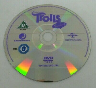 Trolls - Holiday - Disc Only