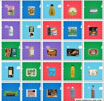 M&S Choose Your Own Little Shop Collectables, Complete your Set! Marks & Spencer